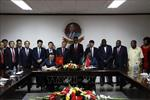 Mutual Legal Assistance Treaty between Vietnam and Mozambique