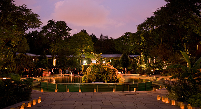 Central Park Zoo Corporate Events