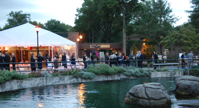 Prospect Park Zoo Corporative Event