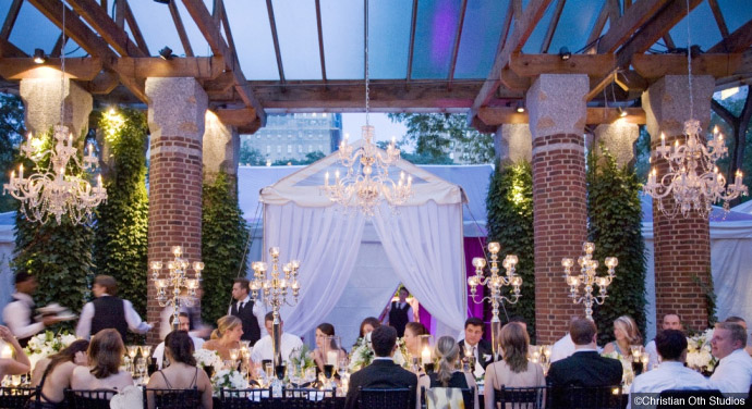 Central Park Wedding and Events