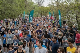 "10th Annual ""WCS Run for the Wild"" at the Bronx Zoo"