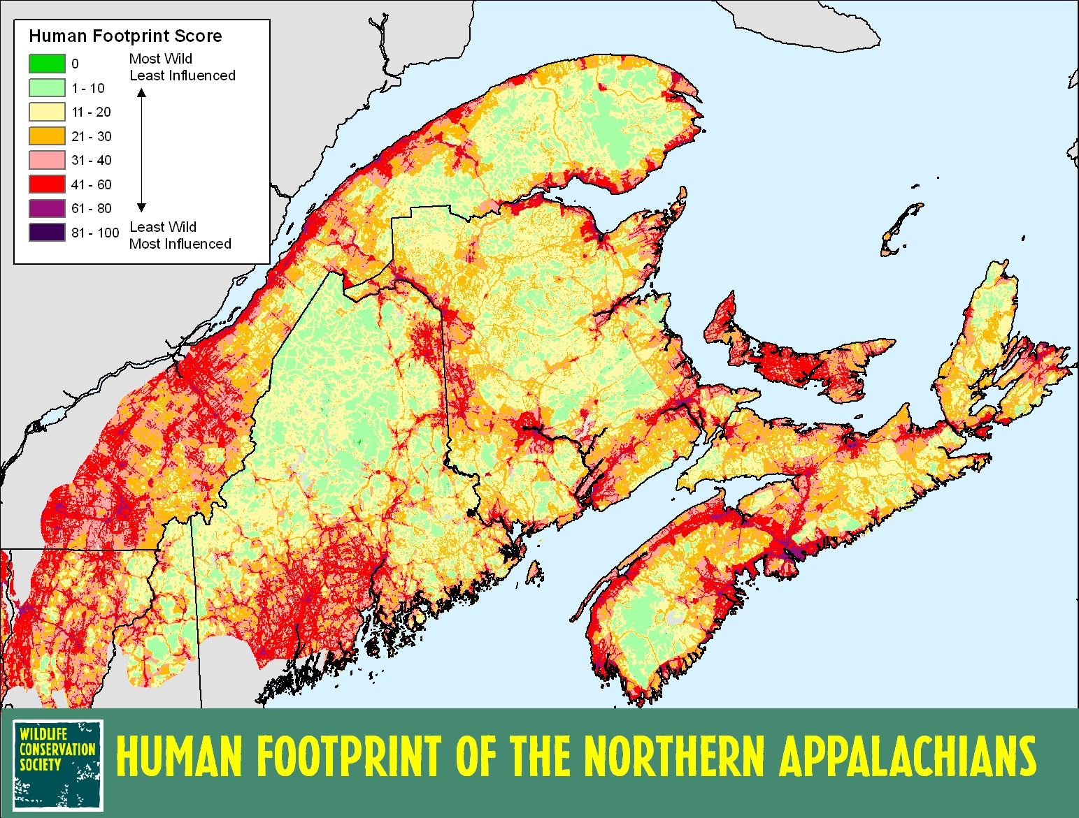 Appalachian Region Canada Map Image Search Results Picture ...